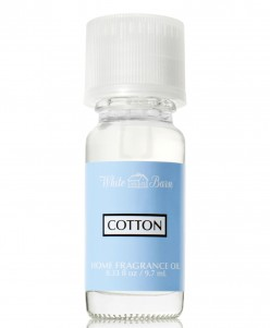 Bath and Body Works Cotton Home Fragrance Oil