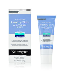 Neutrogena Healthy Skin Anti Wrinkle Cream SPF15