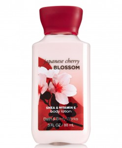 Bath and Body Works Japanese Cherry Blossom Body Lotion Mini