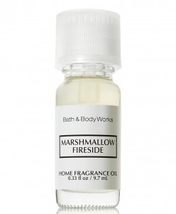 Bath and Body Works Marshmallow Fireside Home Fragrance Oil