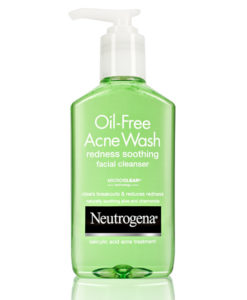 Oil Free Redness Soothing Cleanser Neutrogena