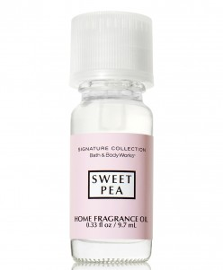 Bath and Body Works Sweet-Pea-Home-Fragrance-Oil