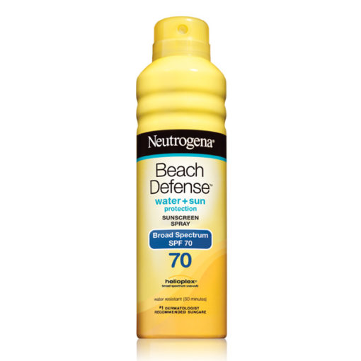 Xịt Chống Nắng Neutrogena Beach-Defense-Sunscreen-Spray-Broad-Spectrum-SPF-70