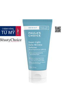 kem-duong-ban-ngay-resist-paulas-choice-super-light-spf30-60ml