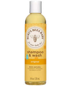 burt-bees-baby-shampoo-wash-235ml