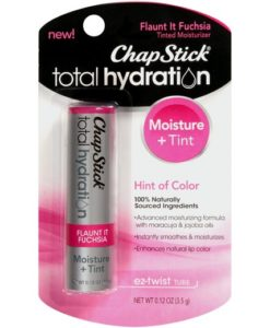 son-duong-co-mau-chapstick-total-hydration-moisture-tint-flaunt-it-fuchsia
