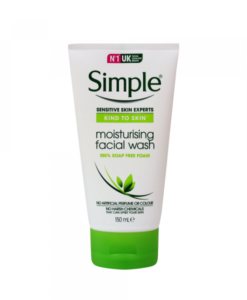 sua-rua-mat-simple-moisturising-facial-wash-150ml