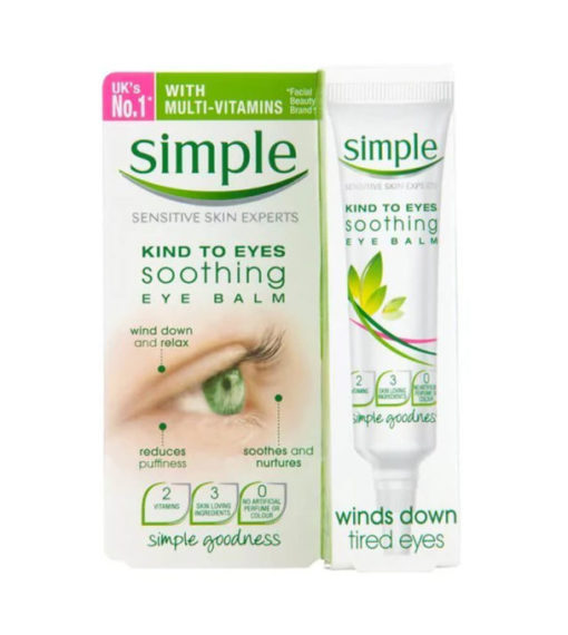 kem-duong-vung-mat-Simple-Kind-To-Eyes-Soothing-Eye-Balm