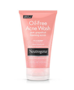 sua-rua-mat-neutrogena-oil-free-acne-wash-pink-grapefruit-foaming-scrub-124ml