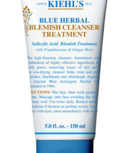 sua-rua-mat-kiehls-Blue-Herbal-Cleanser-150ml